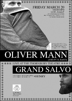 oliver mann