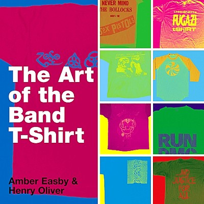 art of the band t-shirt
