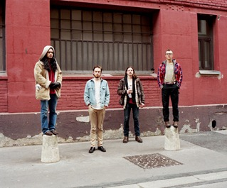 Yeasayer Le quatuor de Brooklyn Yeasaye